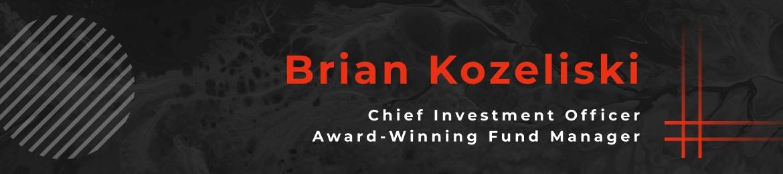 Brian Kozeliski's cover banner