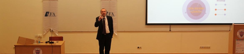 Eralp Denktas, PhD, CFA, FRM's cover banner