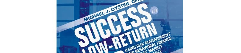 Michael J. Oyster, CFA, CAIA's cover banner