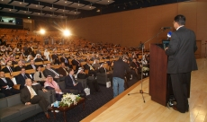 CFA 2nd charter Award ceremony 2011