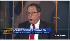 Talking Bank Earnings on CNBC